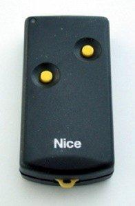 Handzender Nice Easy K1M, 26.995 MHZ, 2-kanaals